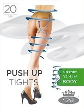 Punčochové kalhoty PUSH UPtights 20DEN