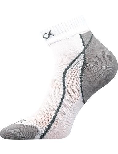 GRAND sportovní ponožky VoXX Bílá
