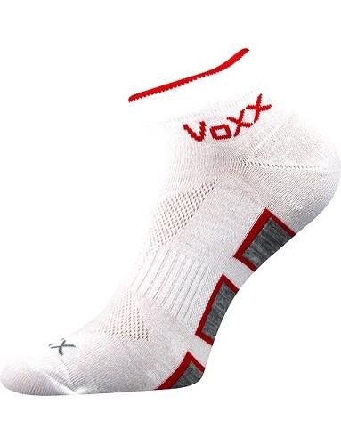 DUKATON sportovní ponožky VoXX, bílá