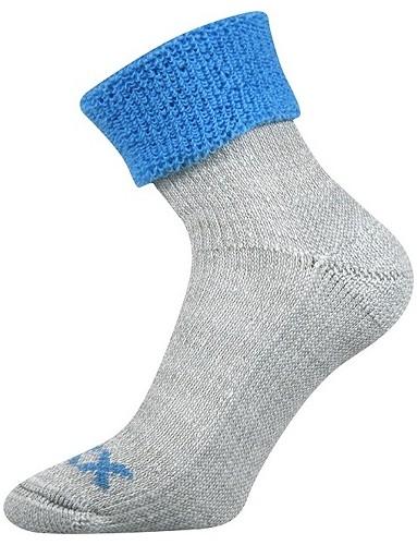 Ponožky dámské VoXX Quanta, modrá