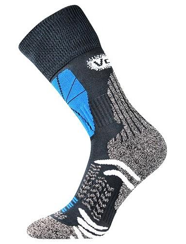 Ponožky VoXX Solution tmavě šedá
