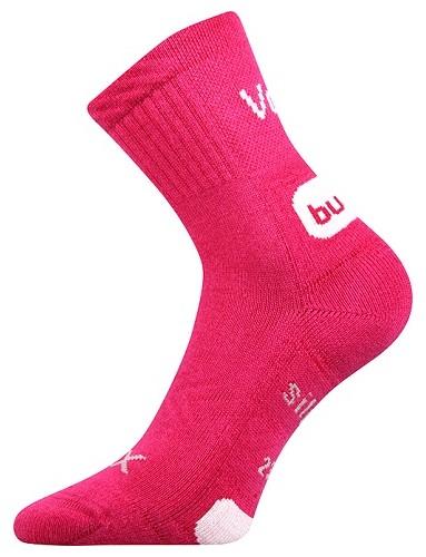 AGGRESOR sportovní ponožky VoXX, magenta
