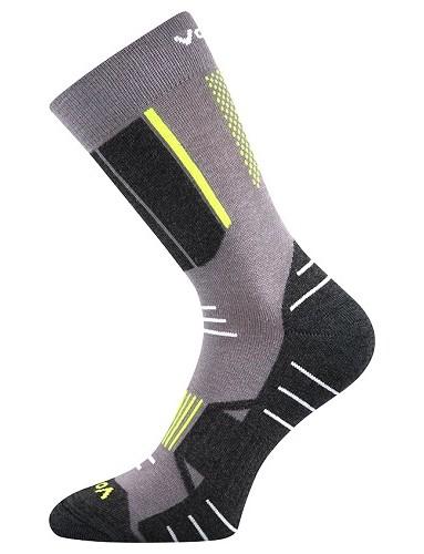 AVION sportovní ponožky VoXX, světle šedá