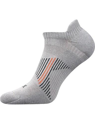 Sportovní ponožky VoXX PATRIOT A Světle šedá