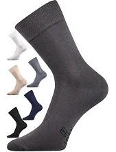 DASILVER společenské ponožky Lonka - balení 3 páry, i nadměrné velikosti