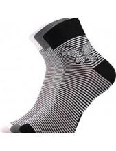Ponožky Boma JANA Mix 25 - balení 3 páry