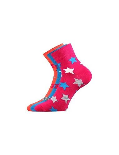 Ponožky Boma JANA Mix 44 A