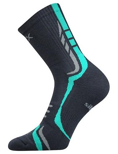 THORX sportovní ponožky VoXX, tmavě šedá