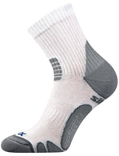 SILO sportovní ponožky VoXX, bílá