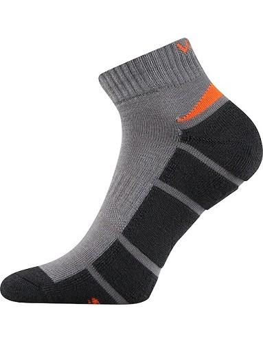 ASTON sportovní ponožky VoXX, světle šedá