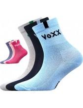 FREDÍK dětské sportovní ponožky VoXX - balení 3 páry