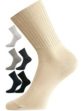Výprodej vel. 23-32 (35-48) DIARTEN zdravotní ponožky Boma - balení 3 páry