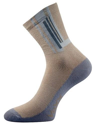 Ponožky VoXX - HERMES, béžová