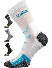 Ponožky VoXX LINEA, bílá nový design