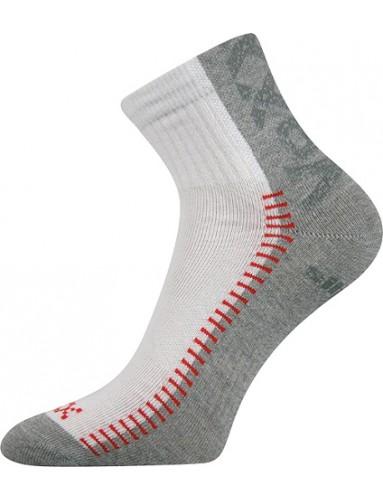 REVOLT sportovní ponožky VoXX Bílá