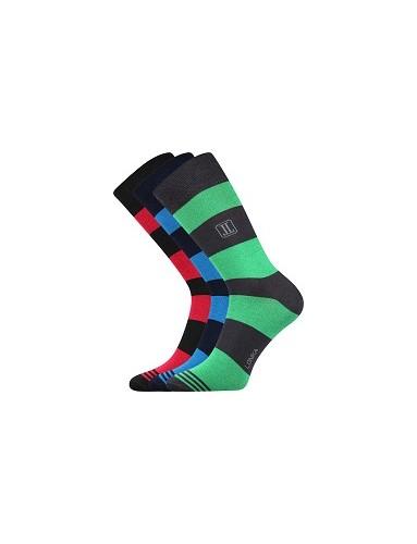 DESTRIP společenské ponožky Lonka - balení 3 páry