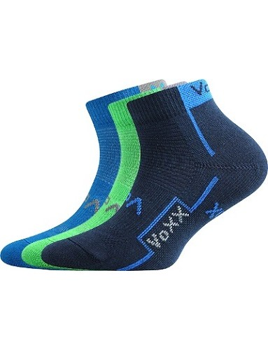 KATOIK dětské sportovní ponožky VoXX - balení 3 páry