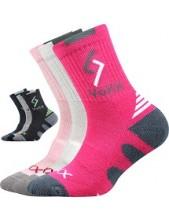 TRONIC dětské sportovní ponožky VoXX - balení 3 páry