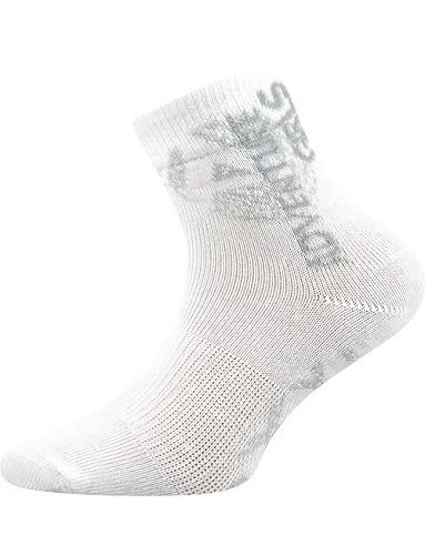 ADVENTURIK dětské sportovní ponožky VoXX, bílá