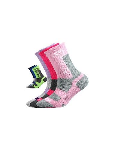 MATRIX dětské sportovní ponožky VoXX - balení 3 páry
