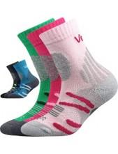 HORALIK dětské sportovní ponožky VoXX - balení 3 páry