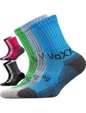 BOMBERIK dětské bambusové ponožky VoXX - balení 3 páry