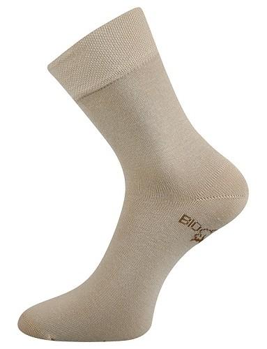 Ponožky Lonka Bioban Uni - béžová