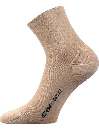 Ponožky Lonka - Demedik béžová