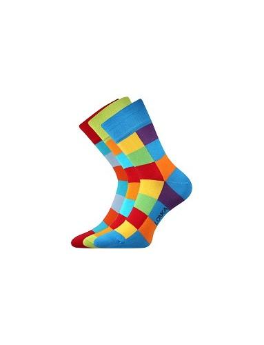 DECUBE ponožky Lonka, mix A