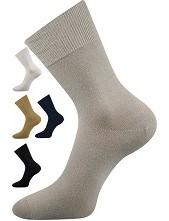 FANY ponožky Lonka100% bavlna - balení 3 páry