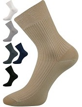 Ponožky Boma Viktorka béžová