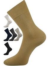 Ponožky Boma Eduard béžová