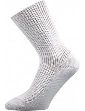 Ponožky Boma ŘÍP, bílá, balení 3 páry