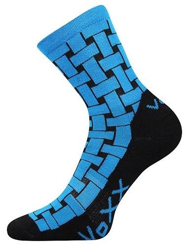 JEFF sportovní ponožky VoXX, modrá