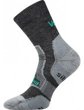 Výprodej vel 23- 25 (35-38) Ponožky VoXX - GRANIT Merino vlna