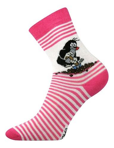 Dětské ponožky Boma KRTEK