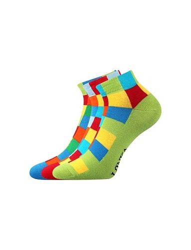 BECUBE ponožky Lonka, mix A