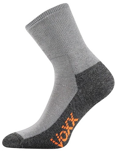 Ponožky VoXX Vigo Coolmax, šedá