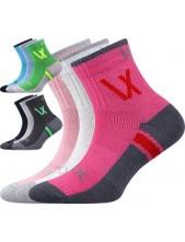NEOIK dětské sportovní ponožky VoXX - balení 3 páry